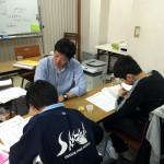 国府津教室の授業風景